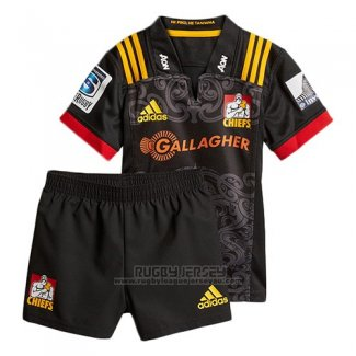 Kid's Kits Chiefs Rugby Jersey 2018 Home