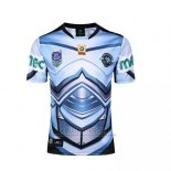 Cronulla Sharks Rugby Jersey 2017 Home