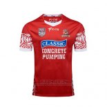 Tonga Rugby Jersey 2017-18 Home