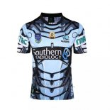 Cronulla Sharks Rugby Jersey 2016-17 Away